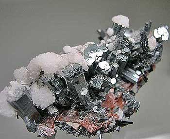 Hematite, 3.5 x 3.5 x 7 cm. N