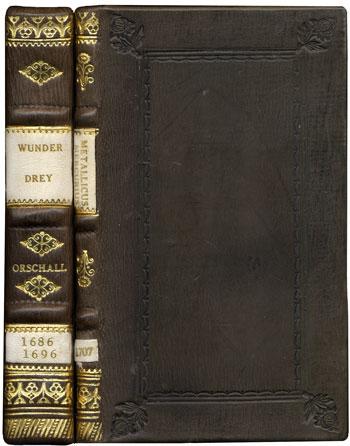 Orschall's <i>Wunder Drey</i> (1696) and Hugen's <i>Metallicus Mercurius</i> (1707)