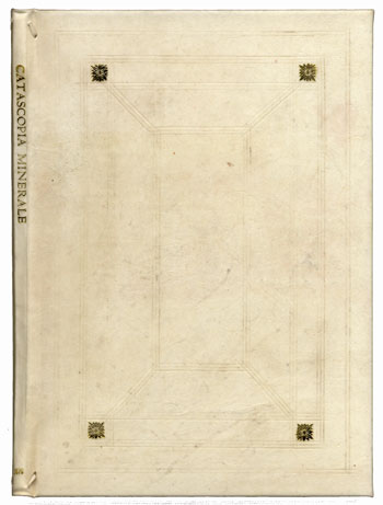 Montalbano's <i>Catascopia Minerale</i> (1676)