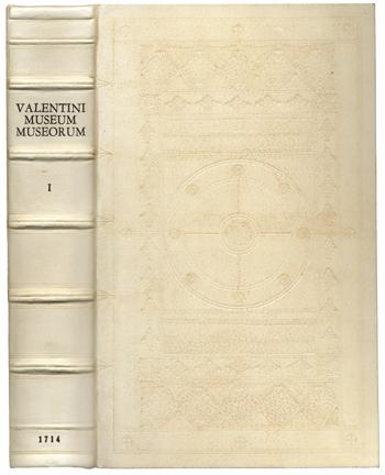 Valentini's <i>Museum Museorum</i> (1714)