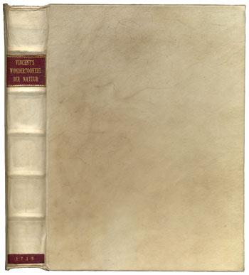 Vincent's <i>Wondertooneel der Natuur</i> (1715)