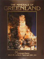 "The Minerals of Greenland  ""Limted supply, good condition"""