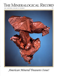 American Mineral Treasures Issue
