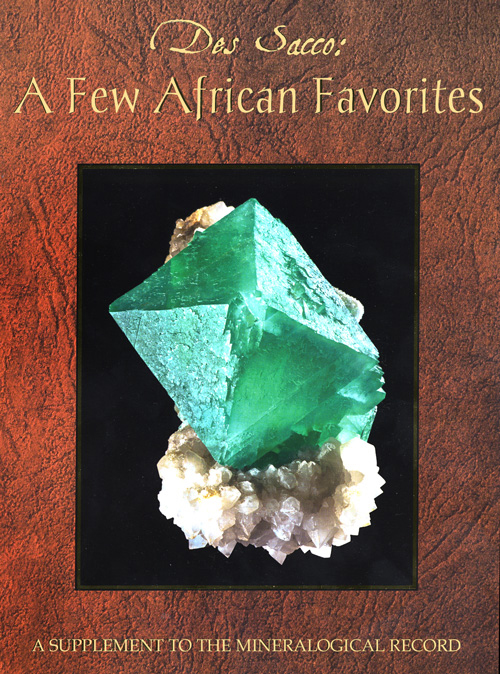 Des Sacco: A Few African Favorites<br> (A supplement to the January-<br>February issue)