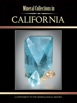 Mineral Collections in California