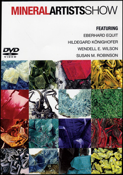 DVD:  The Mineral Artists Show