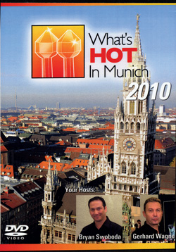 DVD:  What's Hot in Munich 2010
