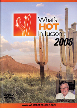 DVD:  What's Hot in Tucson 2008