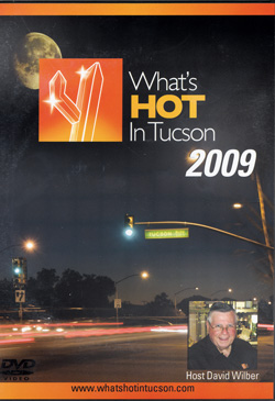 DVD:  What's Hot in Tucson 2009