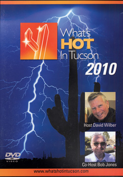 DVD:  What's Hot in Tucson 2010