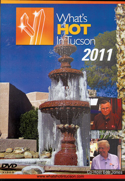 DVD:  What's Hot in Tucson 2011
