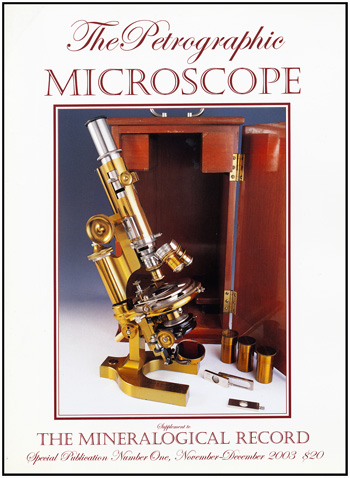 The Petrographic Microscope