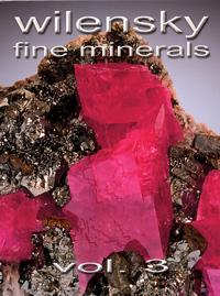Wilensky Fine Minerals — vol. 3 (HARDCOVER)