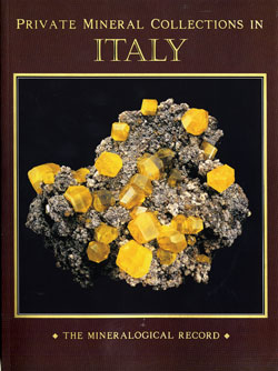 Private Mineral Collections in Italy
