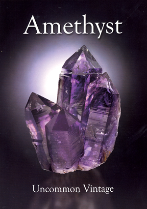 ExtraLapis English: Amethyst–Uncommon Vintage