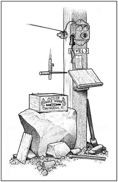 The Mine Telephone 5