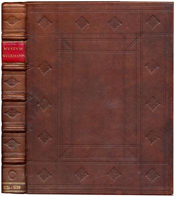 Bruckmann's <i>Epistola Itineraria</i> (1735-1739)