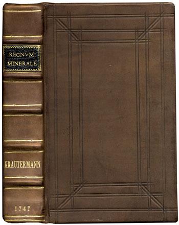 Krautermann's <i>Metallen- und Mineralien-Reich</i> (1747)