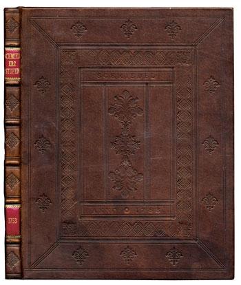 Schmiedel's <i>Erz Stuffen und Berg Arten</i> (1753)