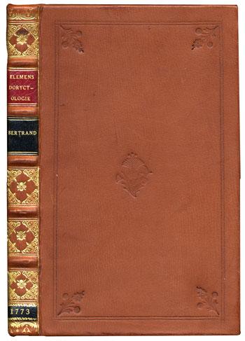 Bertrand's <i>Elemens d'Oryctologie</i> (1773)