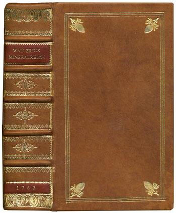 Wallerius's <i>Mineralreich</i> (1763)