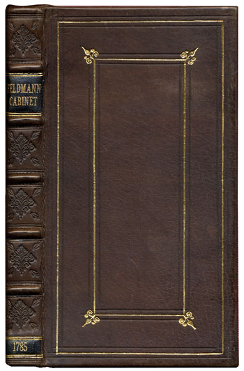 Feldmann's <i>Catalogue du Cabinet de Curiosities Naturelles</i> (1785)