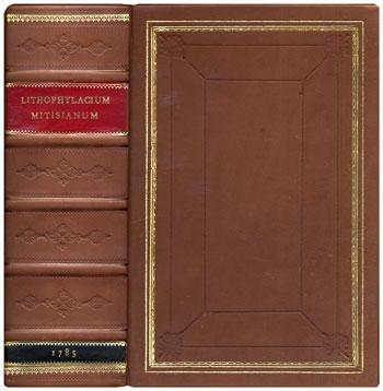 Güssmann's <i>Lithophylacium Mitisianum</i> (1785)
