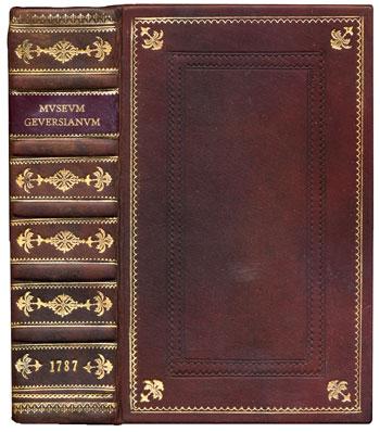 Gevers' <i>Museum Geversianum</i> (1878)
