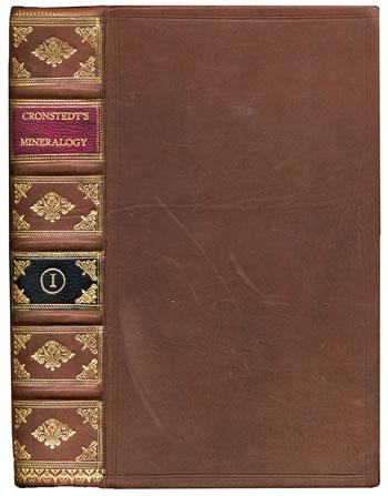 Cronstedt's <i>Essay Towards a System of Mineralogy</i> (1788)