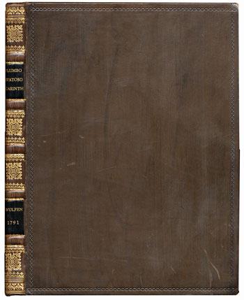 Wulfen's <i>Plumbo Spatoso Carinthiaco</i> (1791)