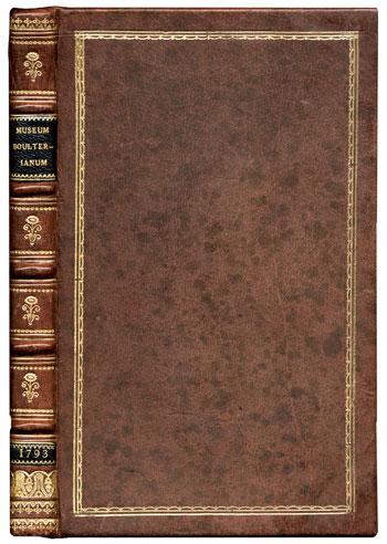 Boulter's <i>Museum Boulterianum</i> (1793)