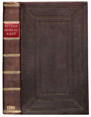 Retzius's <i>Mineral-Rikets</i> (1795)