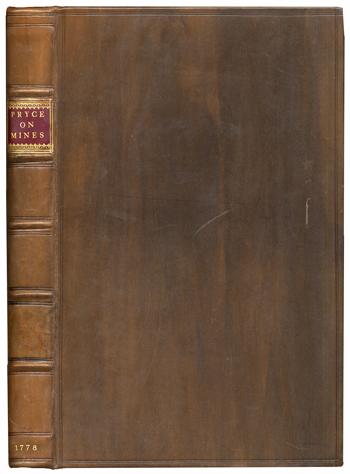 Pryce's <i>Mineralogia Cornubiensis</i> (1778)