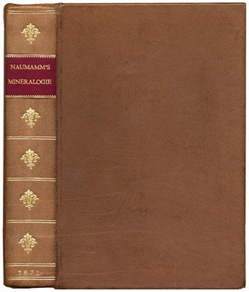 Naumann's <i>Elemente der Mineralogie</i> (1871)