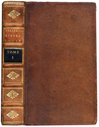Wallerius's <i>Mineralogie</i> (1753)
