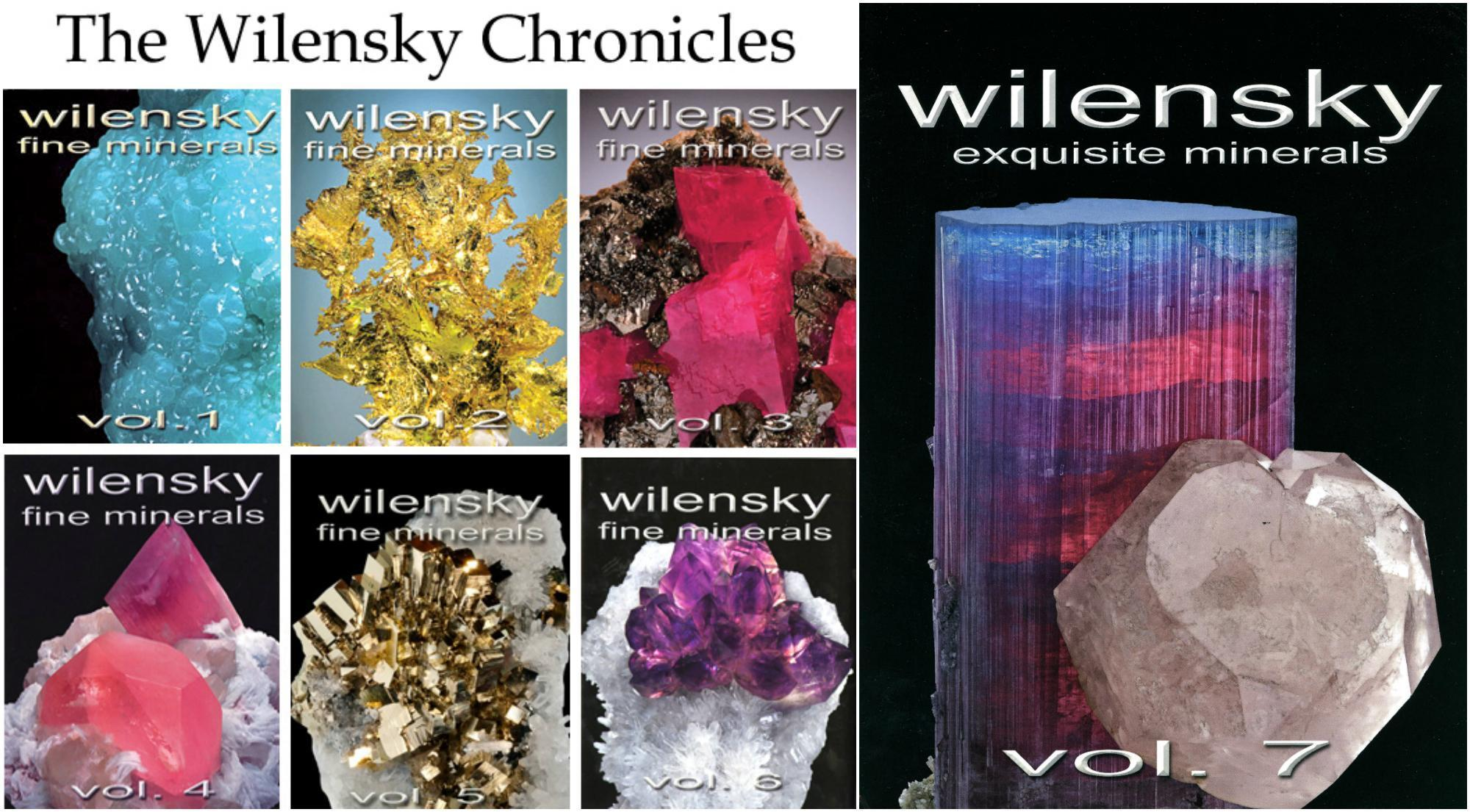 THE WILENSKY CHRONICLES Complete set of 7 volumes
