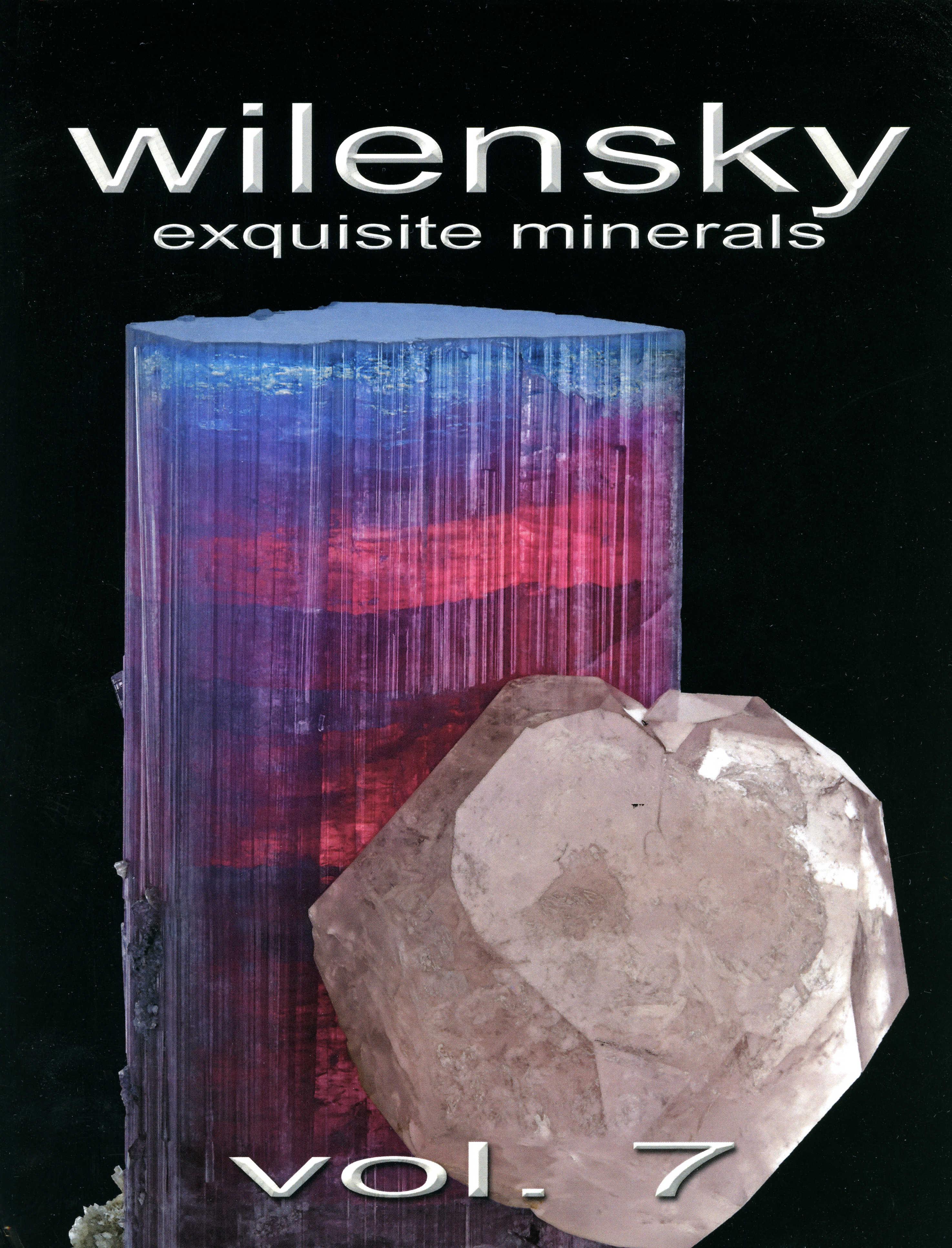 Wilensky Exquisite Minerals – vol. 7
